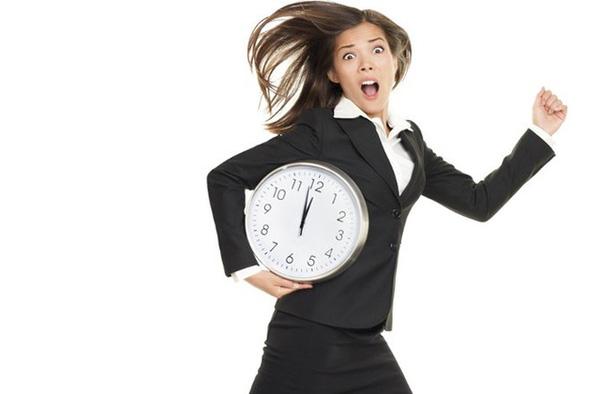 Tối hậu thư của sếp gửi nhân viên đi muộn!